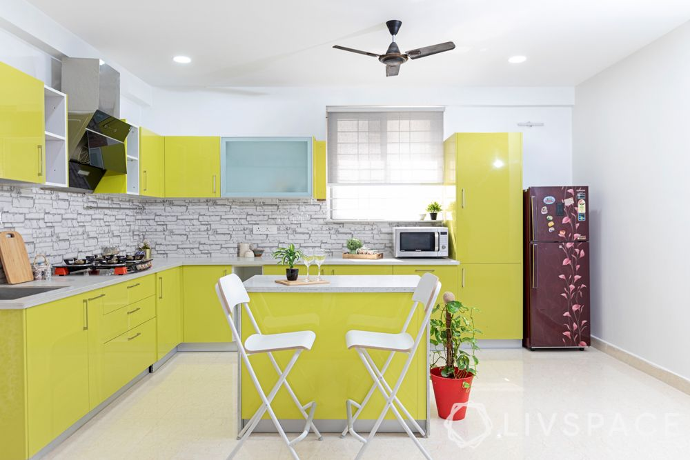 simple kitchen design for small house-magnolia shades-L shaped kitchen