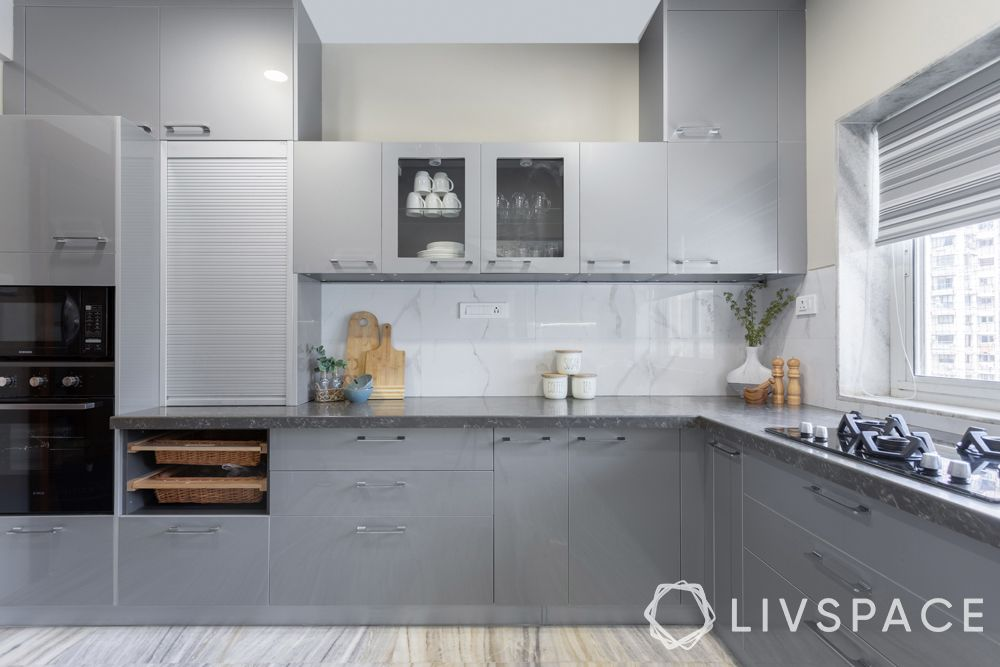 kitchen remodel ideas on a budget-subtle palette-silver and grey