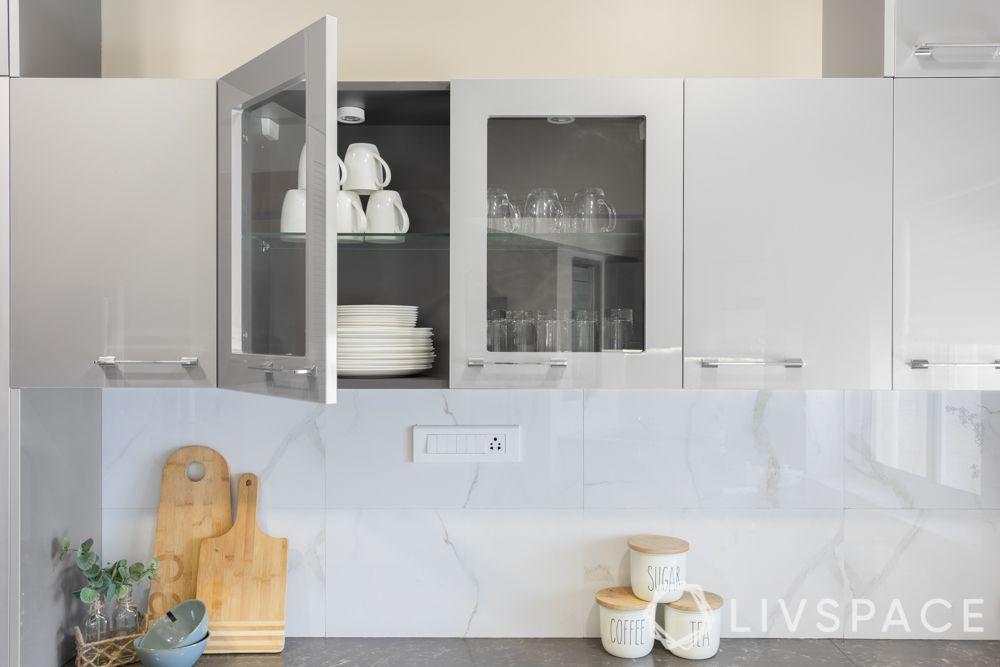kitchen cupboards-swing door shutters