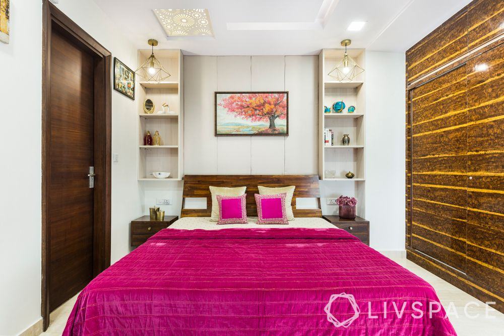 3bhk furniture plan-storage ideas-bedroom