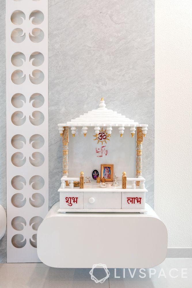 pooja unit-ceramic