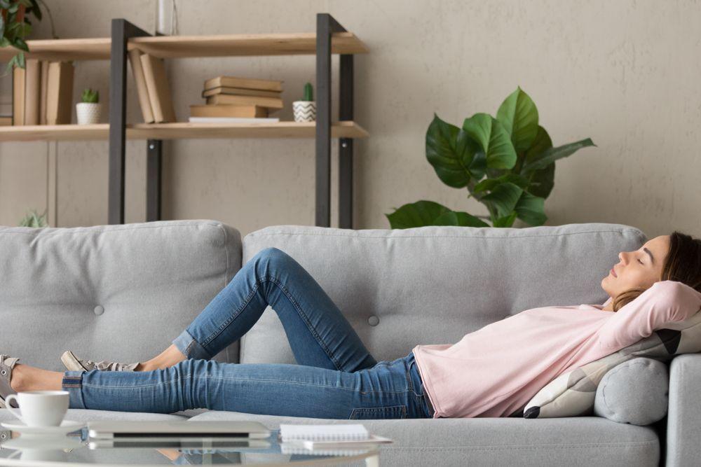 home decor items-couch design-grey sofa