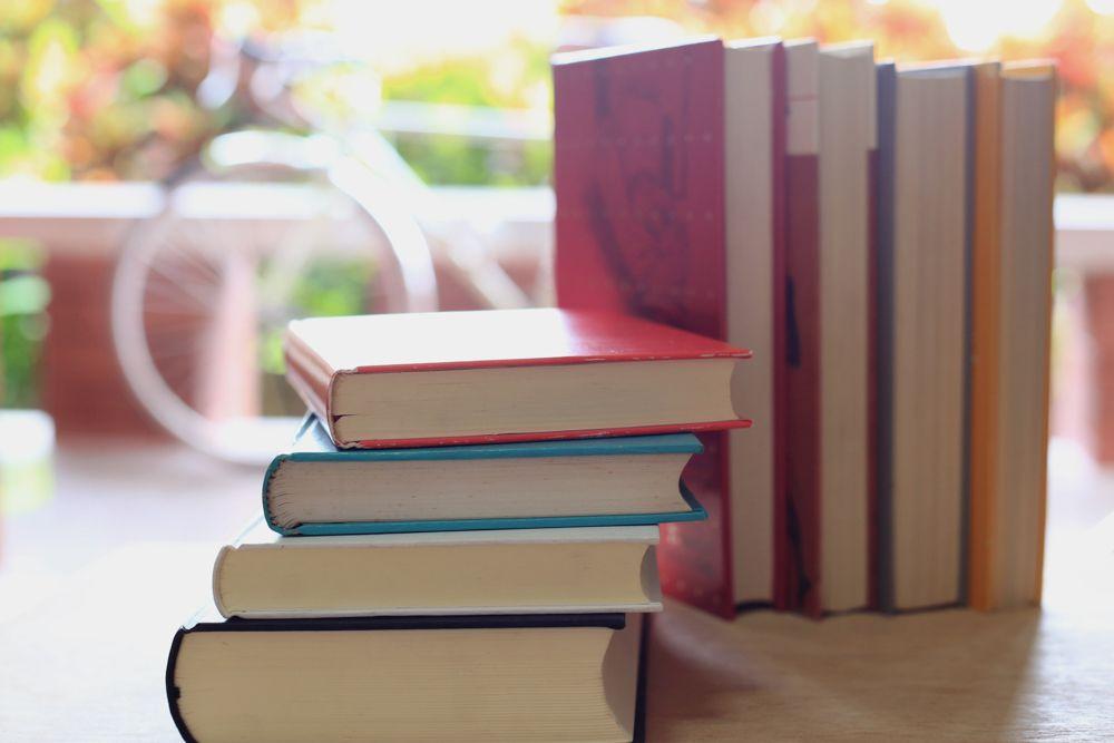 books-reading corner