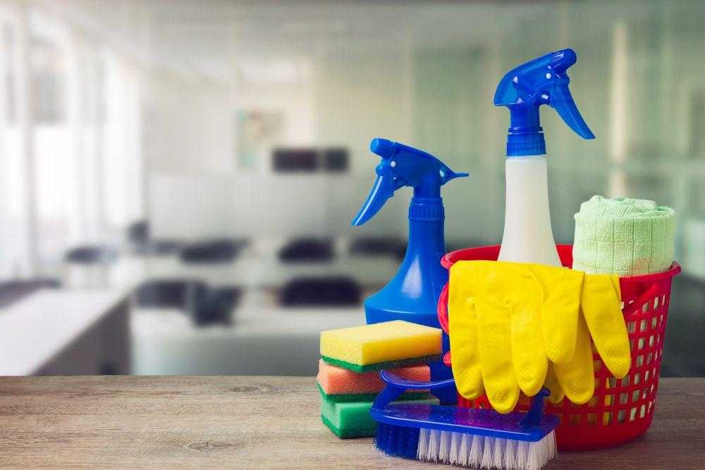 cleaning essentials-gloves
