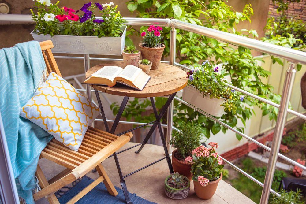 balcony garden-balcony seating