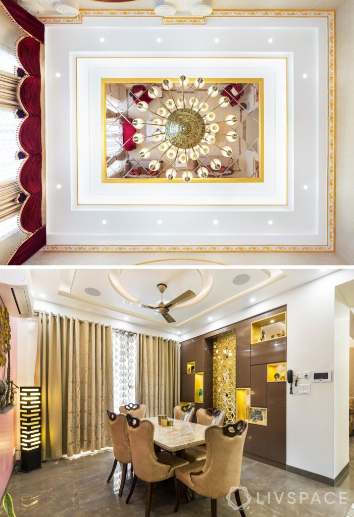gypsum ceiling designs-POP ceiling-gypsum ceiling