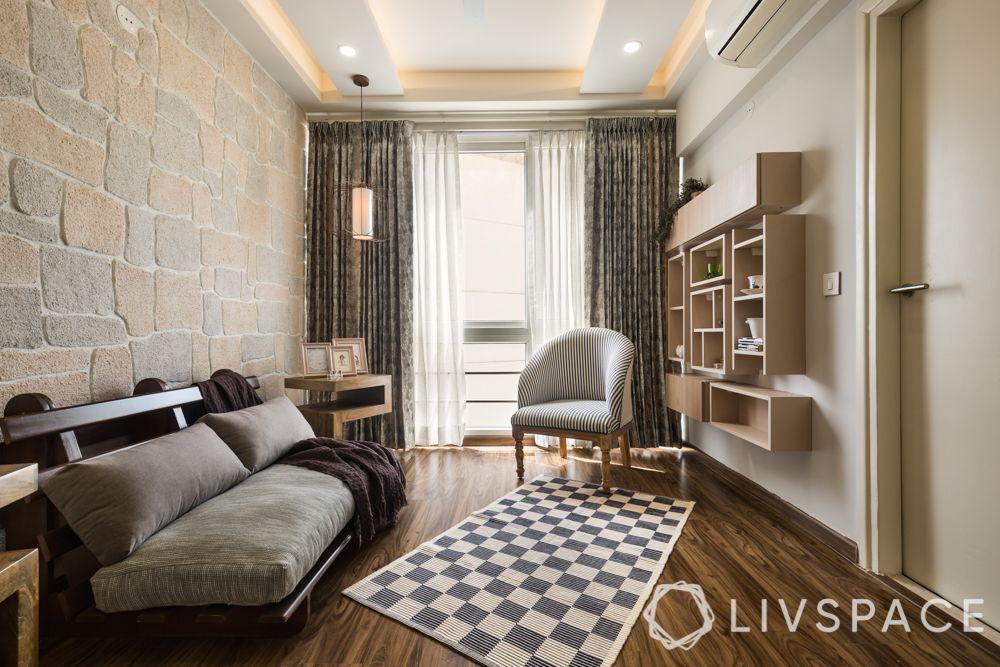 scandinavian home-wooden flooring