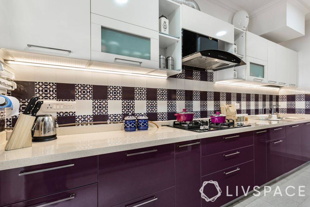 modular-kitchens-straight-layout-purple-cabinets