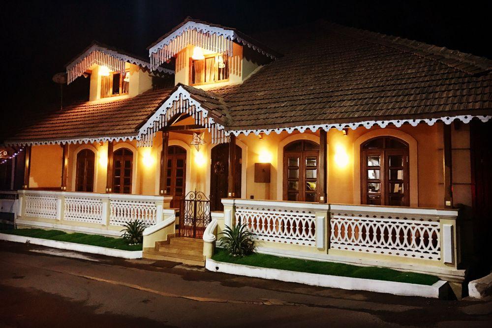 goa villa-goan architecture