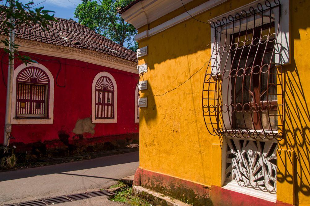 goa villas-laterite
