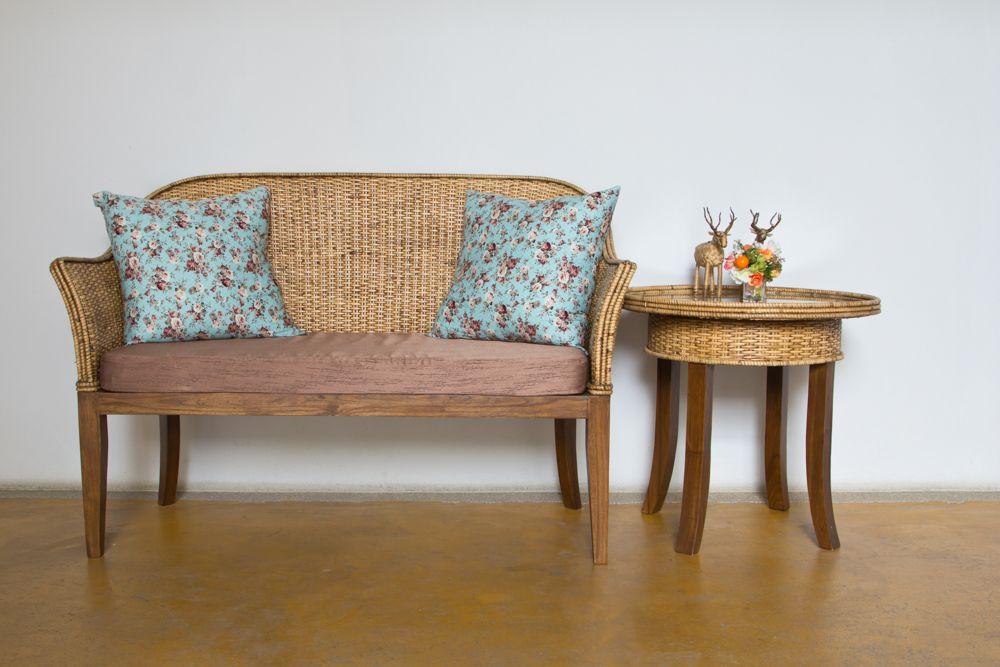 goa villas-cane furniture