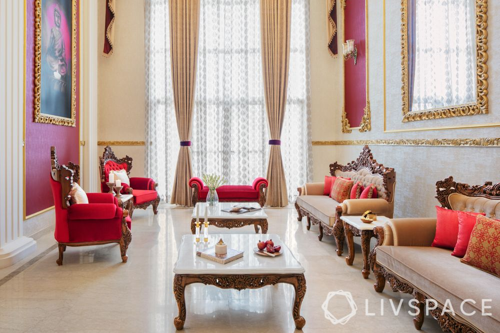 drawing rooms-indian drawing room
