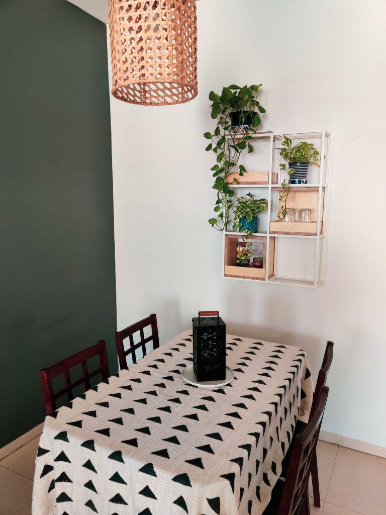 diy home decor crafts-wall shelves-planters