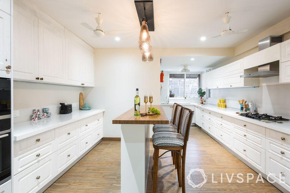 white kitchen-transitional kitchen