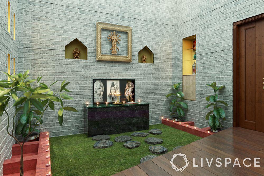 mandir unit-outdoors-greenery