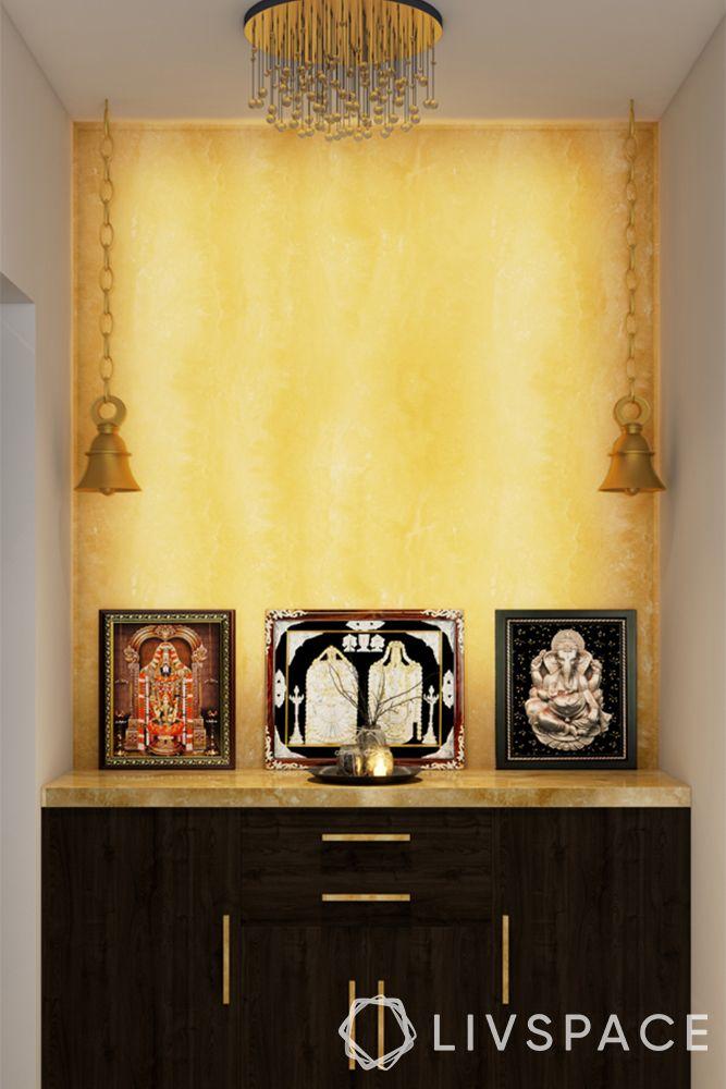 mandir unit-backlighting