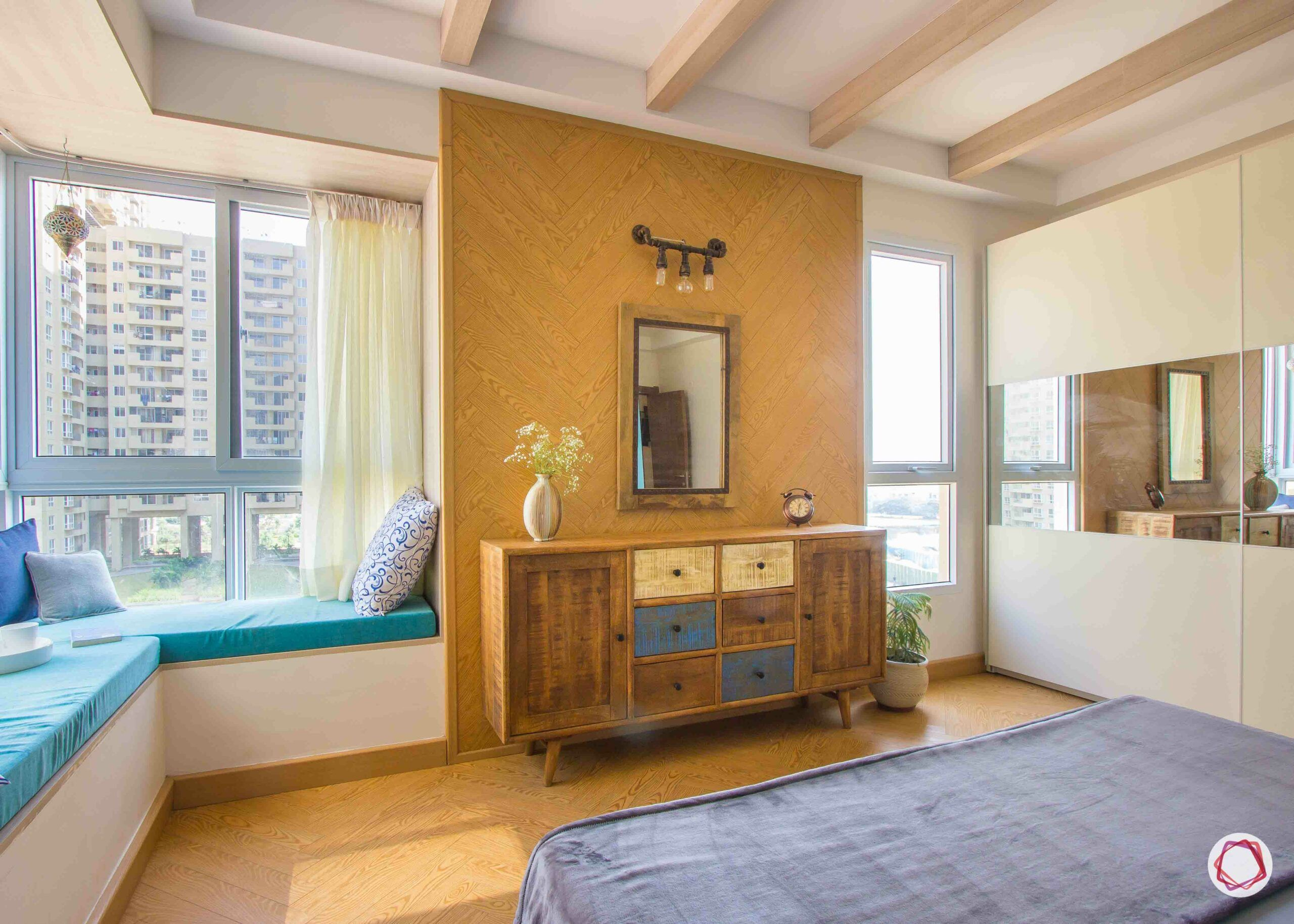 console tables-mid century modern-bedroom