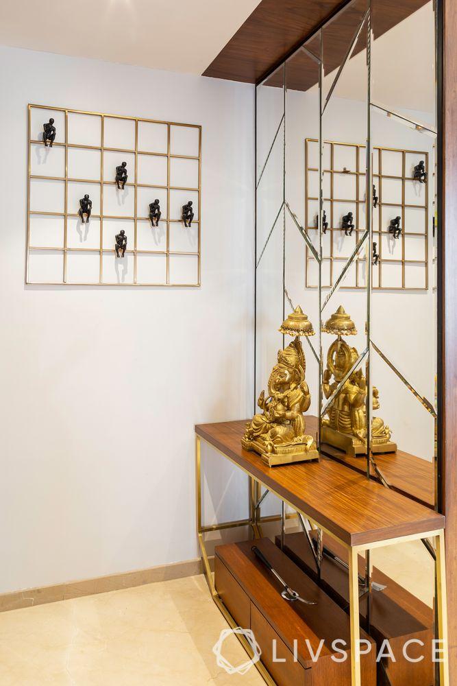 console table design-wooden table-ganapati
