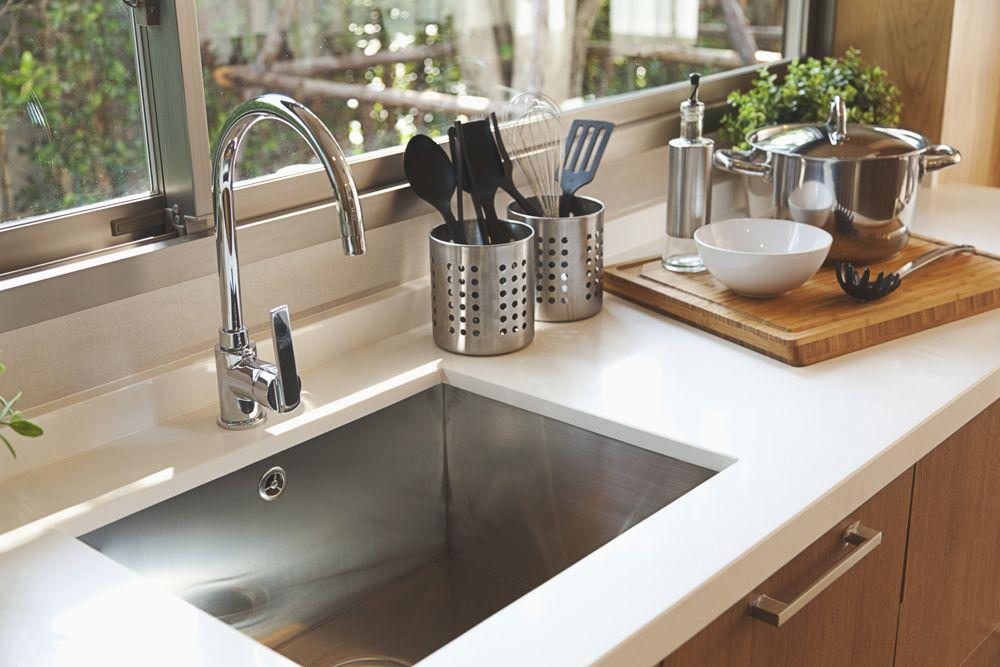 kitchen sink-sink size