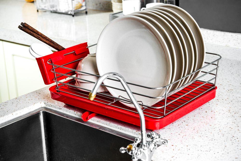 kitchen sink-drainboard sink