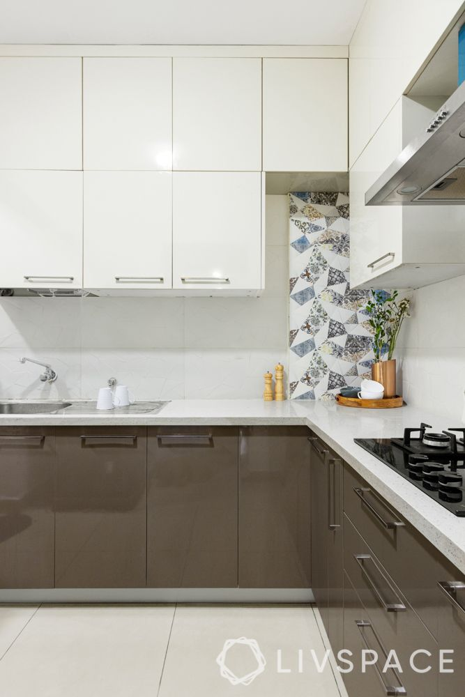 low budget house-kitchen-laminate-cabinets