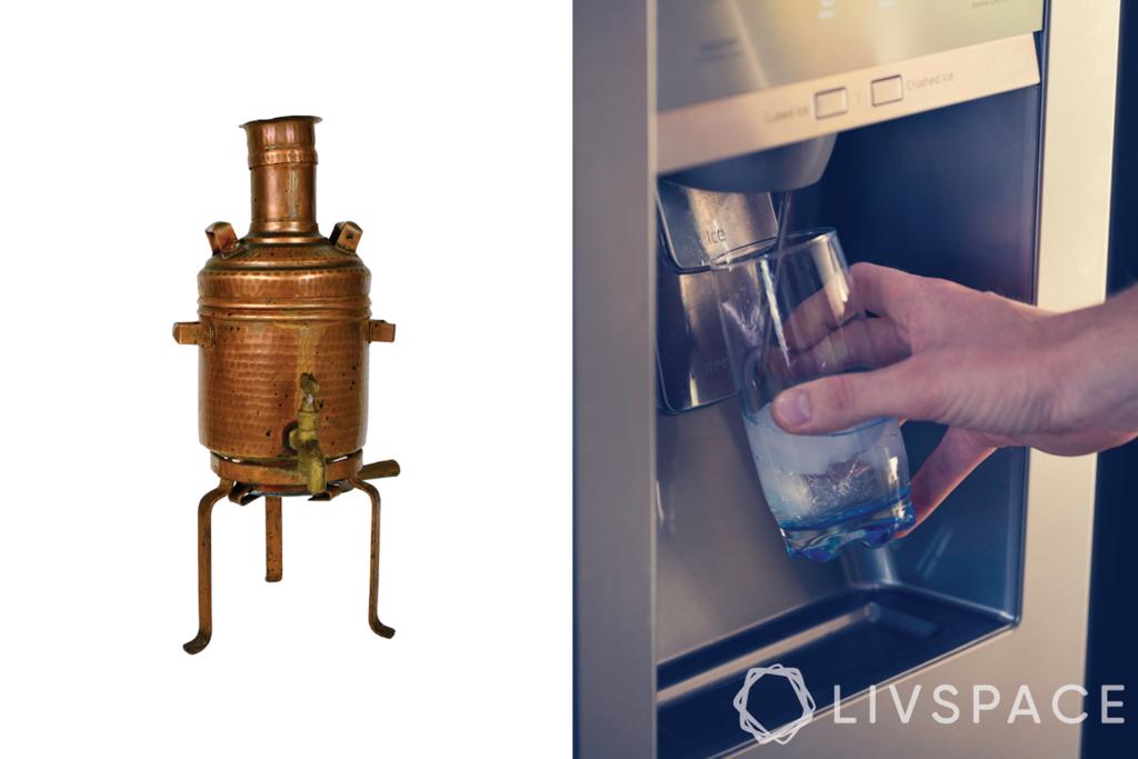 copper water filter-modern water filter