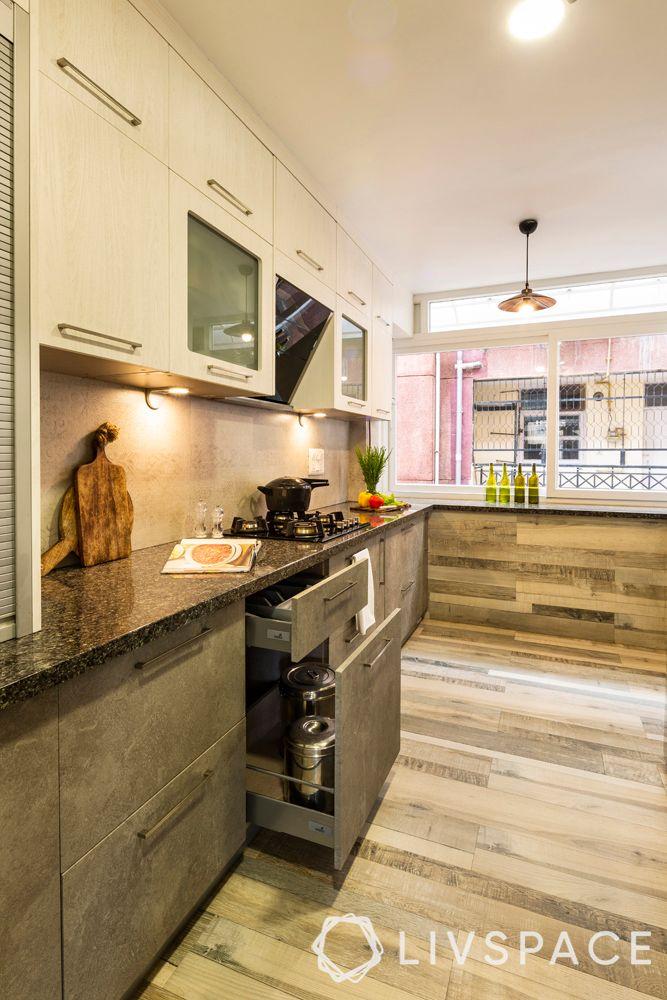 parallel kitchen-kitchen design