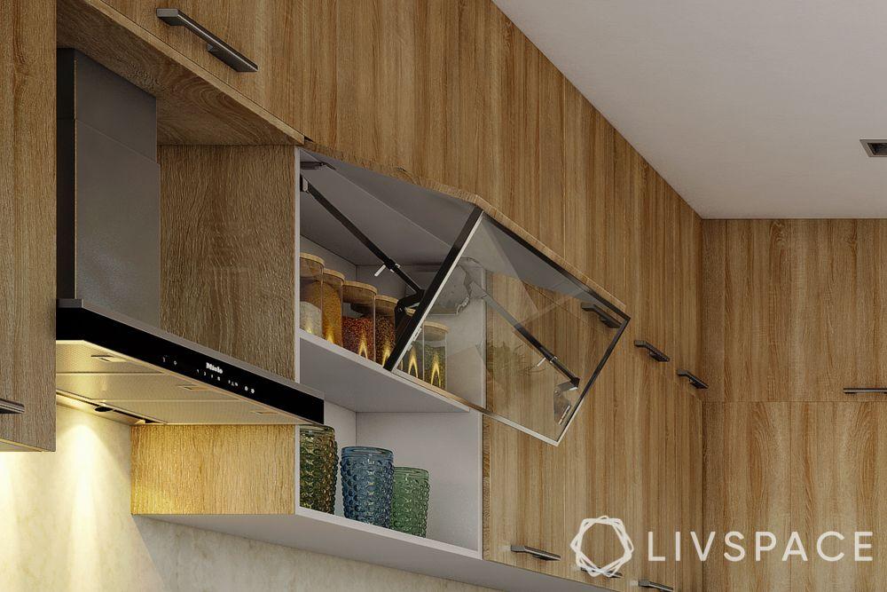 modular kitchen accessories-iMove-wall pull down