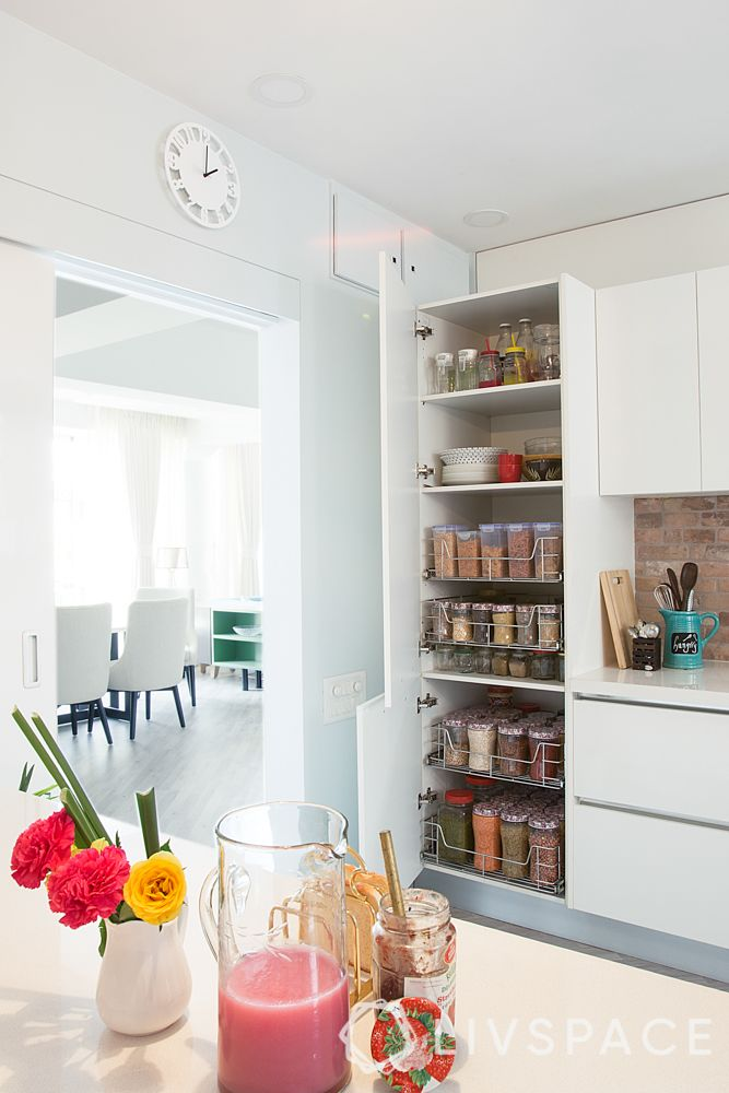 kitchen accessory-tall unit-pull out trays