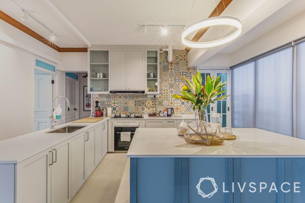 Clean Kitchen-Lights