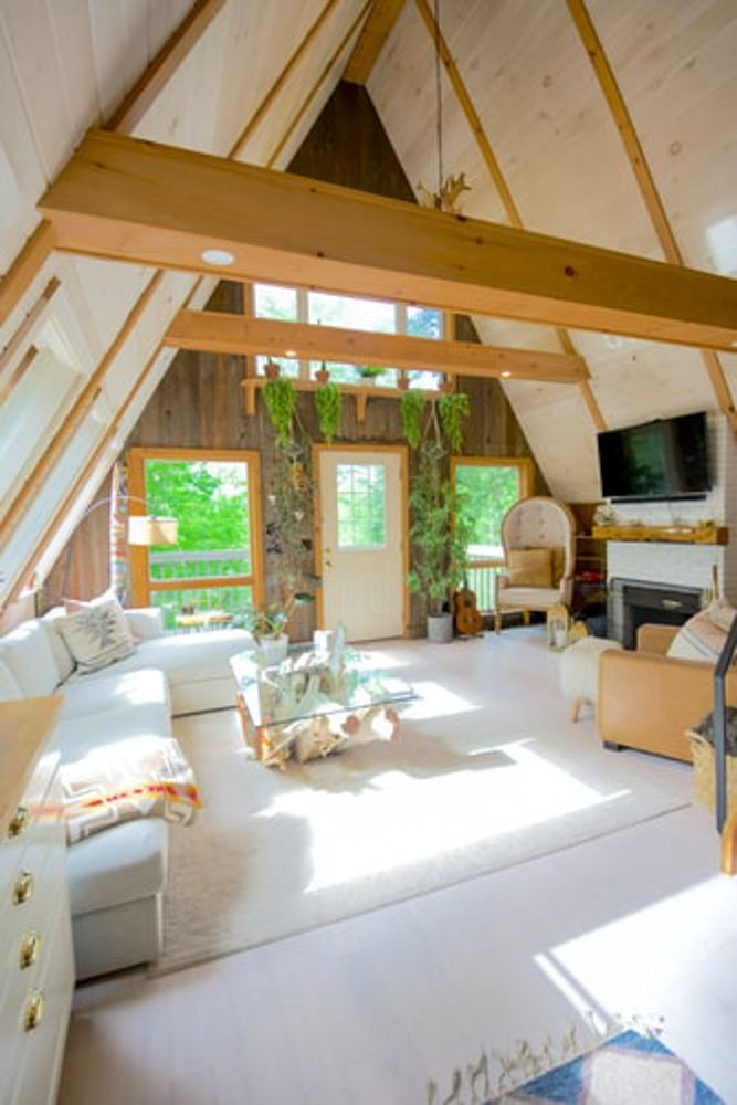 simple room design-design mistakes-rustic style