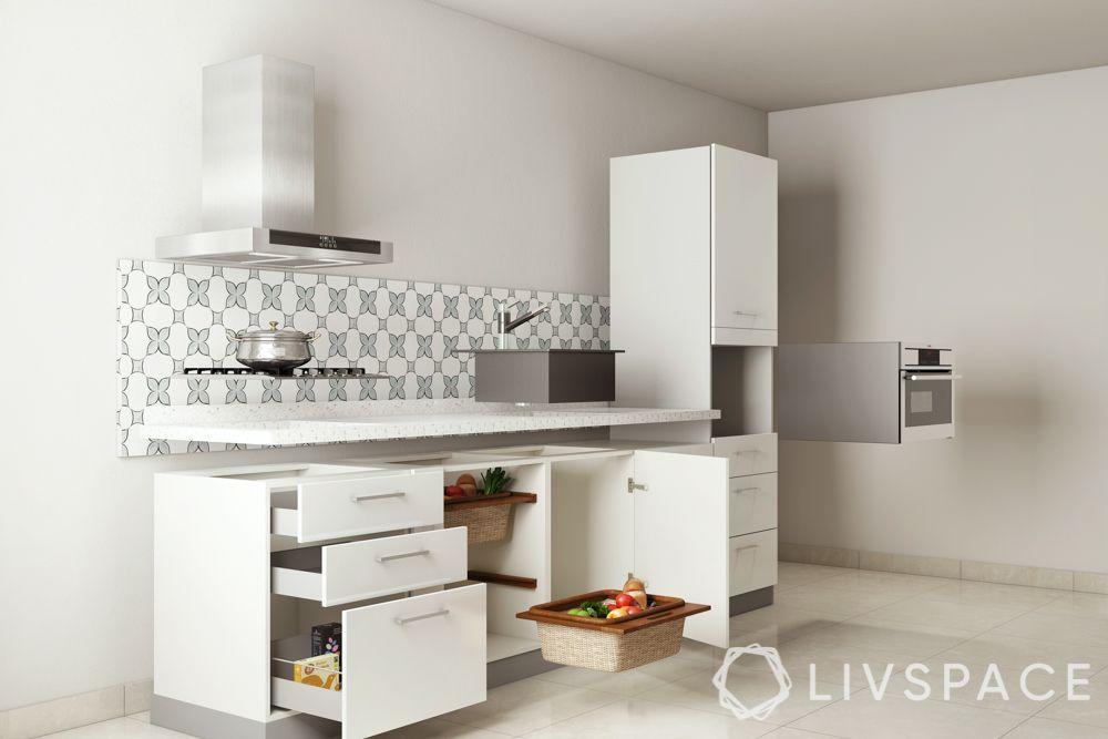 kitchen components-modular kitchen