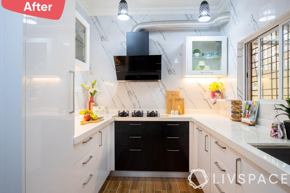old house renovation-after image-kitchen renovation