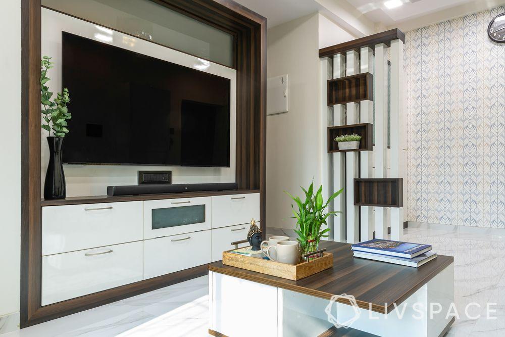 tv-wall-decoration-wall-unit-white-wood-frame-glossy-fiinsh