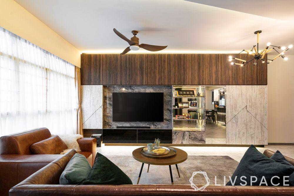 tv-wall-decoration-floating-unit-mirror-door-backlit-display