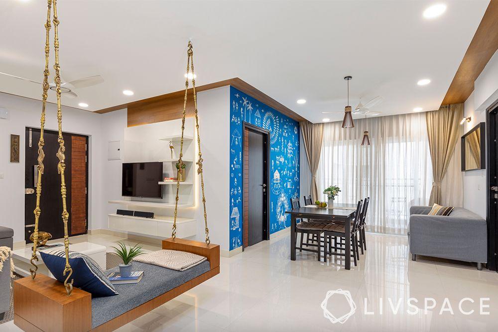 Living Room Designs From Livspace Homes, Living Room Designs