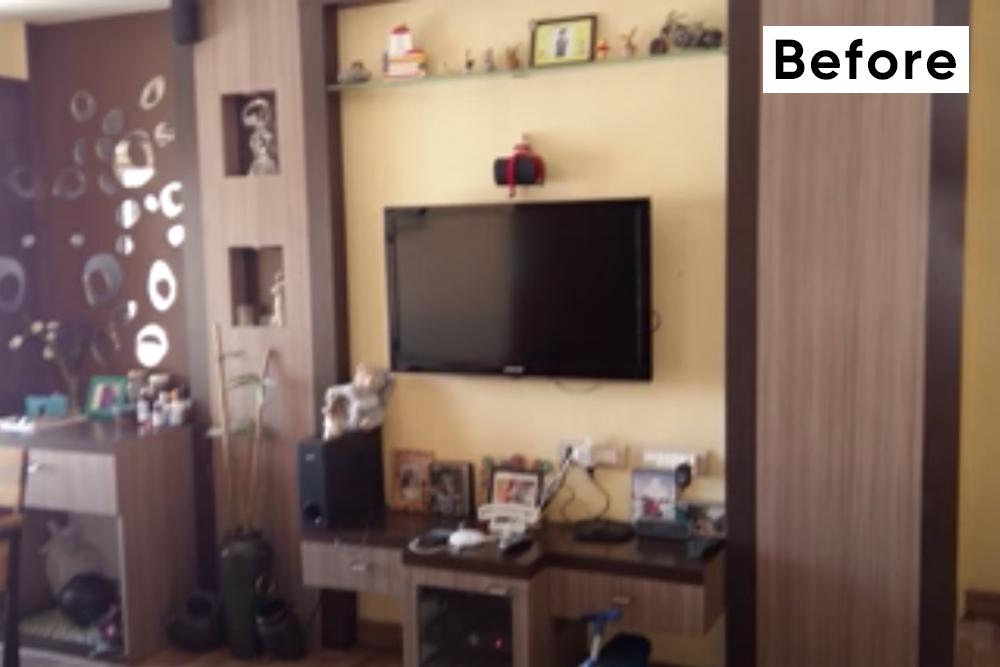 living room designs-before image-cluttered living room
