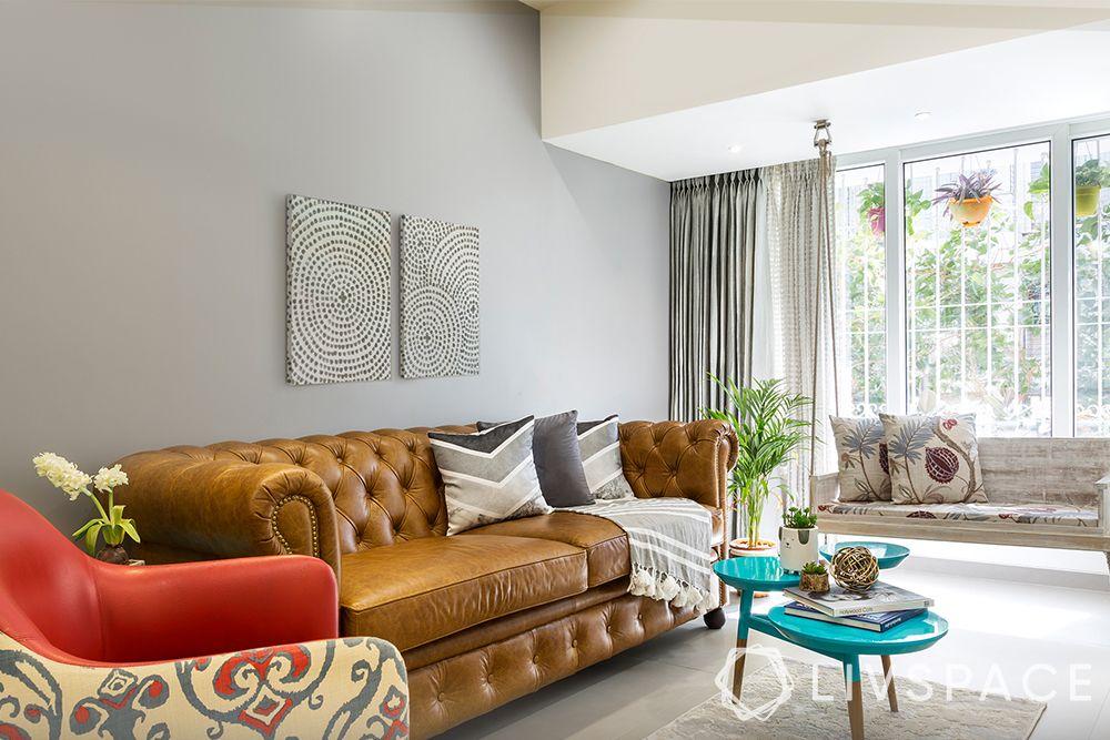 modern living room designs-sofa-jhoola