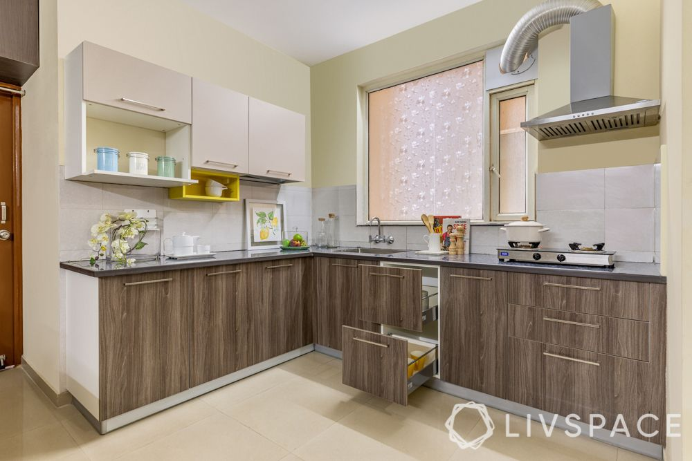 low budget simple house design-kitchen-golden triangle-cabinets