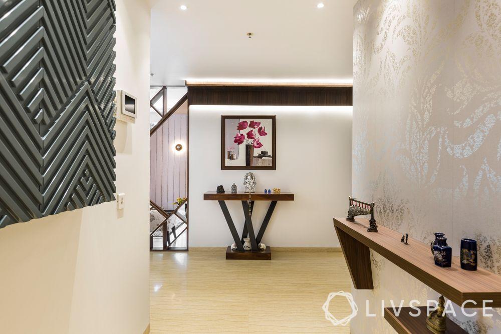 foyer decor-furniture-console table