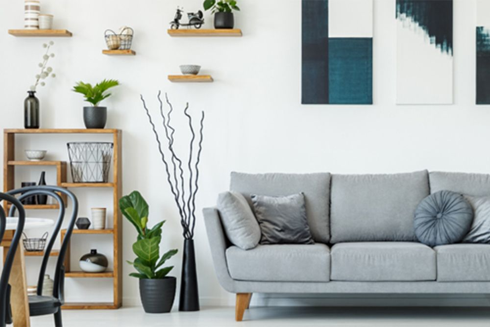 small house design-cluttered living space