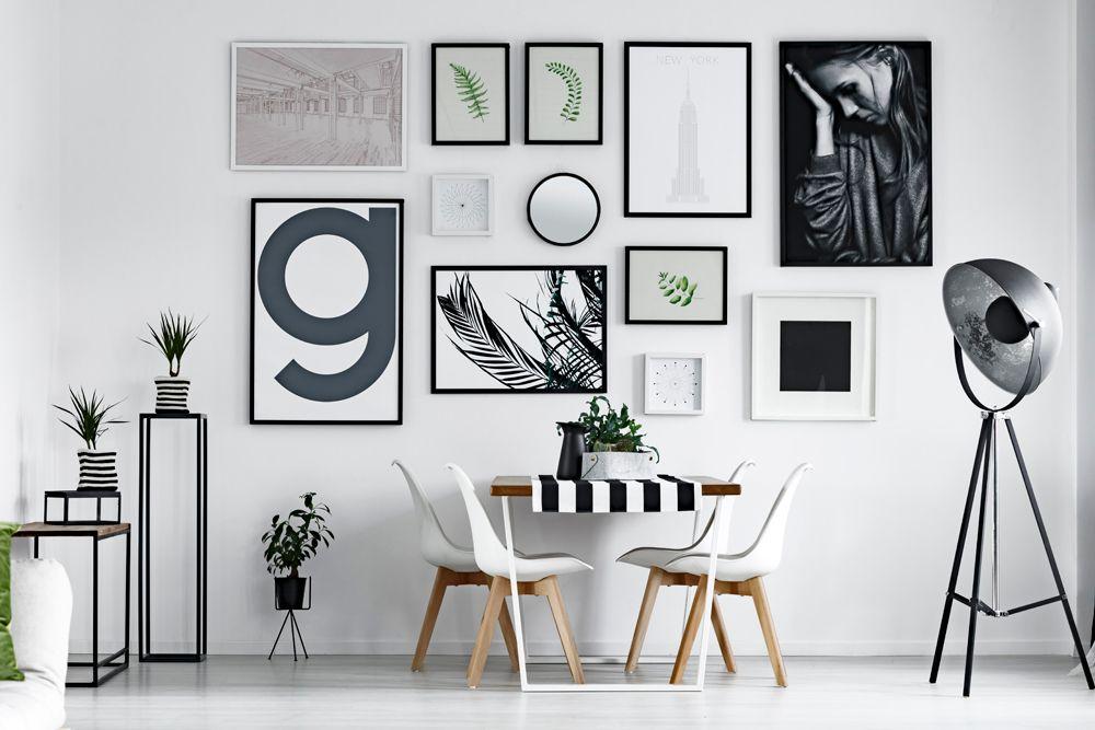 small house design-wall decor-wall frames