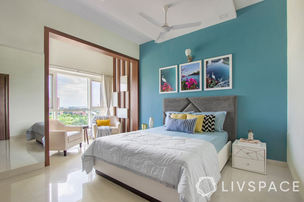 bedroom-colour-accent wall-large-bedroom