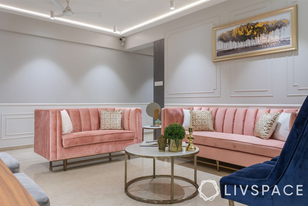 low cost house plans with photos-sofa-pink sofa