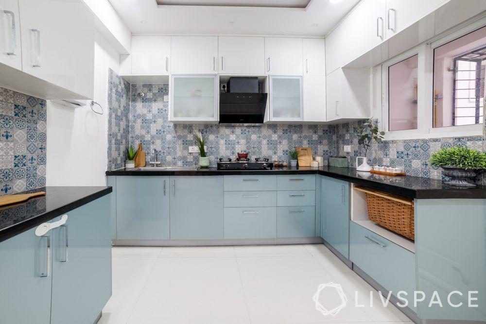 interior_design_for_3_bhk-L_shaped-kitchen-acrylic_kitchen-storage