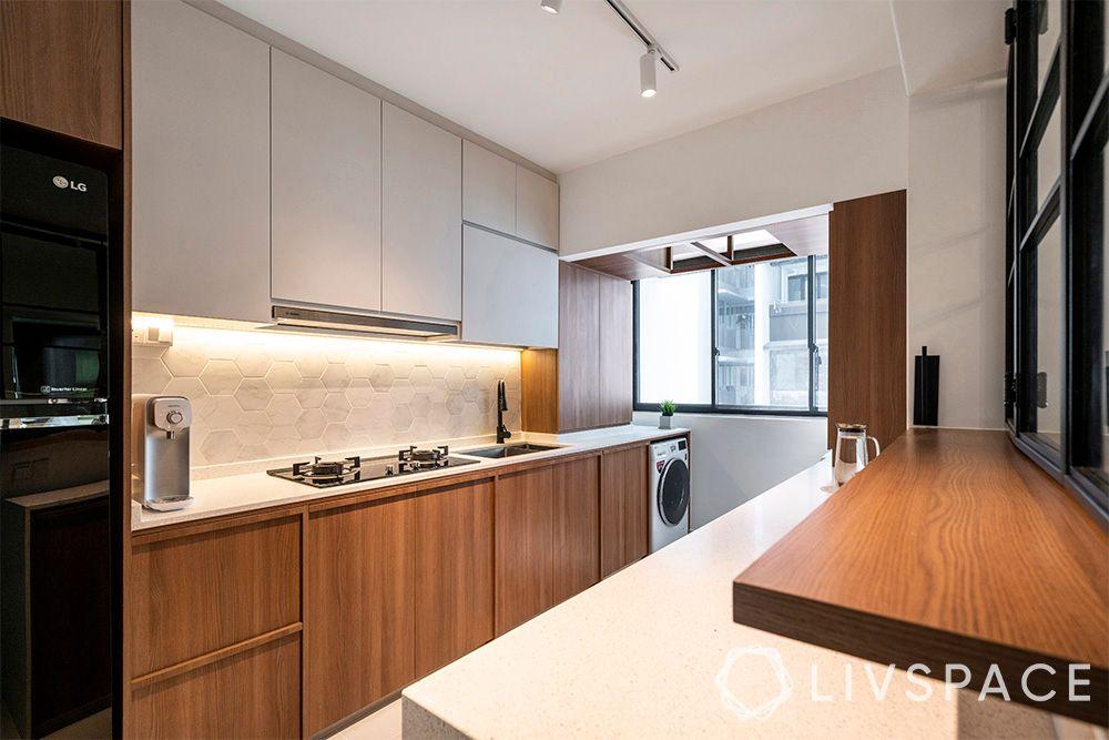 kitchen-ideas-singapore-wood-finish-kitchen-cabinets-storage units