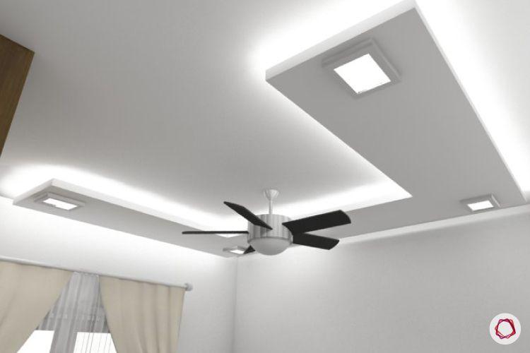fan designs-square false ceiling designs