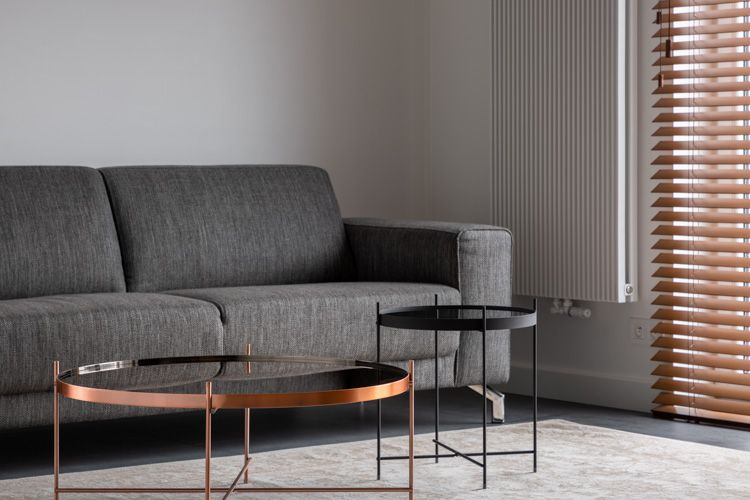 Use black furnishings in center of the home for protection in 2020