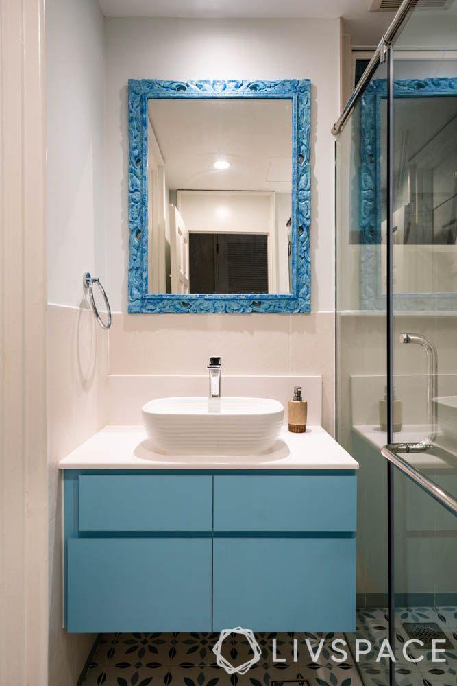 HDB bathroom designs_lighting_ceiling light