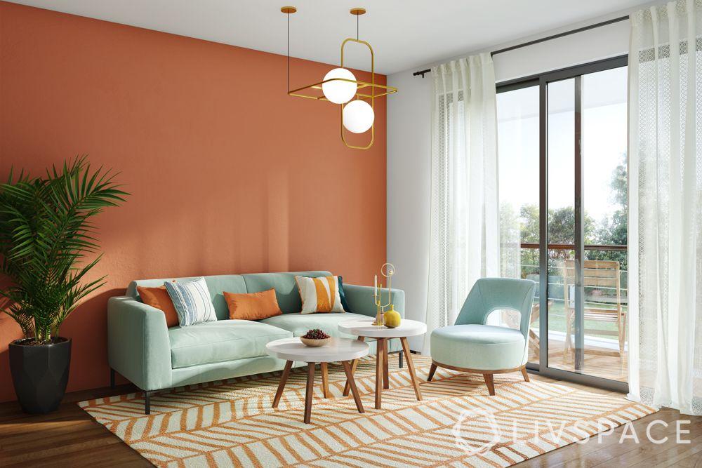 living room lighting ideas-chandelier-living room